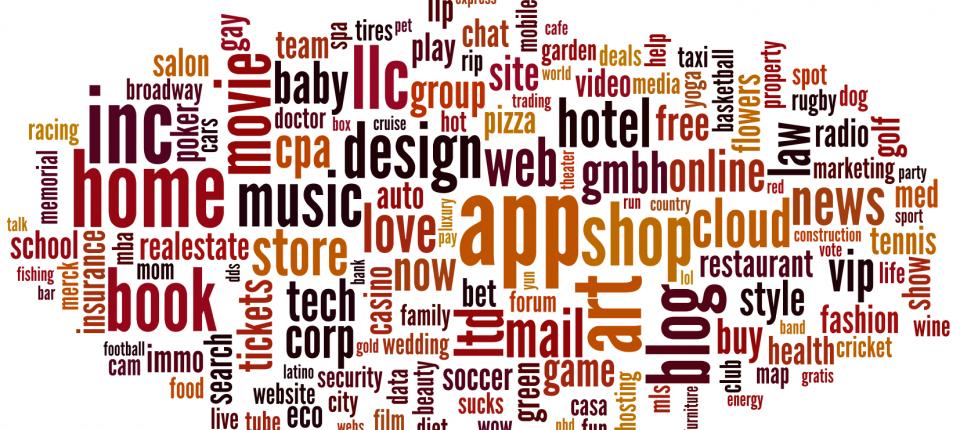 Les extensions de domaines ont-ils un impact dans le positionnement de votre site ?
