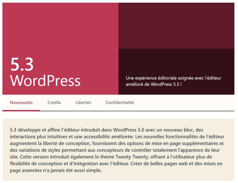 nouveautes-wordpress-5-3